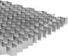 Corrosion-Resistant 3000 Series Aluminum Honeycomb Cores