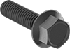 Extreme-Strength Steel Flanged Hex Head Screws
