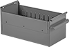 Drawer-Style Steel Bin Boxes
