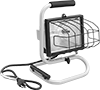 Plug-In Freestanding Portable Floodlights