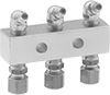Grease Fitting Manifolds