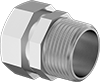 Adapters for Thin-Wall (EMT) Stainless Steel Conduit