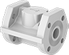 Flanged Check Valves for Harsh Chemicals