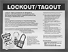 Lockout/Tagout Signs