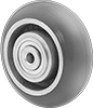 Easy-Turn Polyurethane Wheels