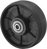 Long-Lasting Nylon Wheels