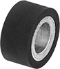 Press-Fit Low-Profile Drive Rollers