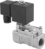Solenoid On/Off Valves for Drinking Water