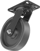 High-Capacity Kingston Casters with Polyurethane Wheels