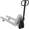 Low-Profile Steel Pallet Trucks