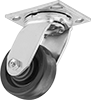 Samson Casters with Phenolic Wheels