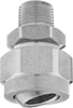 Swivel Fittings for Spray Nozzles
