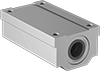 High-Load High-Speed Mounted Linear Sleeve Bearings