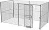 Easy-to-Assemble Wire Partitions