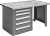Heavy Duty Cabinet Workbench Bases