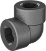 High-Pressure Iron and Steel Threaded Pipe Fittings