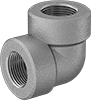 High-Pressure Stainless Steel Threaded Pipe Fittings