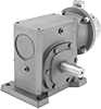 Right-Angle Air-Powered Gearmotors