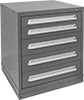 Heavy Duty Bench-Height Drawer Cabinets