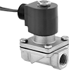 Solenoid On/Off Valves for Coolant and Detergent