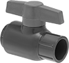 Socket-Connect On/Off Valves for Drinking Water