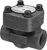 High-Performance Threaded Check Valves for Fuel