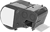 Brady BMP41/BMP51/BMP53 Label Printer Tape