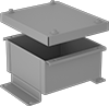 Horizontal-Mount Weather-Resistant Enclosures