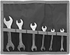 Stubby Open-End Wrench Sets