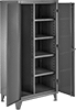 Extra Heavy Duty Compartmented Shelf Cabinets