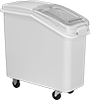 Mobile Plastic Bin Boxes with Lid