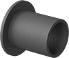 Water-Resistant Dry-Running Flanged Sleeve Bearings