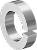 Brazing Rings for O-Ring Face Seal Fittings for Steel Tubing