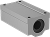 High-Load Mounted Linear Sleeve Bearings