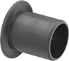 Chemical-Resistant Dry-Running Flanged Sleeve Bearings