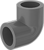 CPVC Pipe Fittings for Hot Water