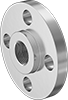 High-Pressure Stainless Steel Threaded Pipe Flanges