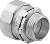 Adapters for Medium-Wall (IMC) and Thick-Wall (Rigid) Steel Conduit