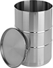 Sanitary Stainless Steel Drums