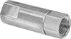 High-Pressure Threaded Check Valves for Oil and Fuel