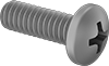 Titanium Pan Head Phillips Screws