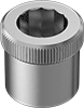 Stainless Steel Socket Nuts