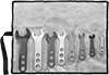 Aluminum Open-End Wrench Sets