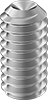 Mil. Spec. 18-8 Stainless Steel Cup-Point Set Screws