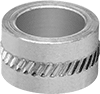 Aluminum Unthreaded Inserts for Plastic