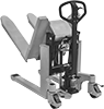 Lift-and-Tilt Pallet Trucks