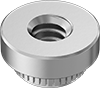 Steel Press-Fit Nuts for Sheet Metal