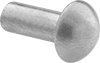 Aluminum Domed Head Solid Rivets
