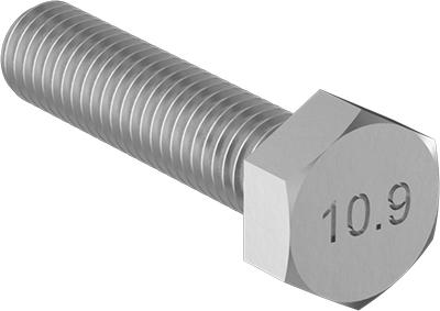 Brass Hex Set Screws Fully Threaded Bolts M5 M6 M10 M12 10mm 25mm 30mm 40mm