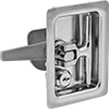 T-Handle Keyed Multipoint Locks
